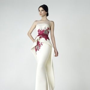 Saiid Kobeisy Couture Gown
